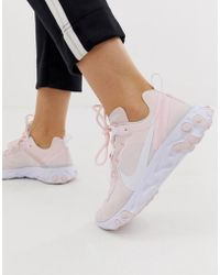 Nike - React Element 55 Trainers - Lyst