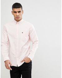 SELECTED - Regular Button Down Oxford Shirt - Lyst