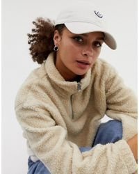 adidas Originals - Samstag Dad Cap In White - Lyst