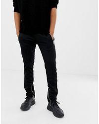 Mennace - Pantalon de jogging en polyester - Lyst