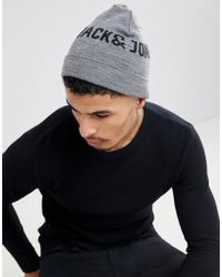 Jack & Jones - Core Beanie - Lyst