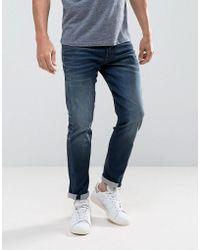 Jack & Jones - Intelligence Jeans In Engineered Fit - Lyst