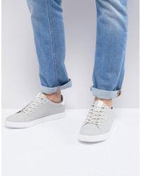 Jack & Jones - Perforated Sneakers - Lyst