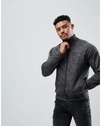 Good For Nothing - Track Jacket In Gray - Lyst