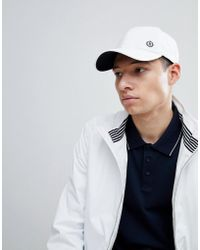 Henri Lloyd - Carter Baseball Cap In White - Lyst