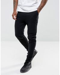 Another Influence - Quilted Slim Fit Jog Trouser - Lyst