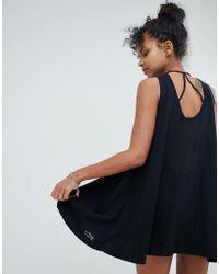 Billabong - Jersey Beach Dress - Lyst