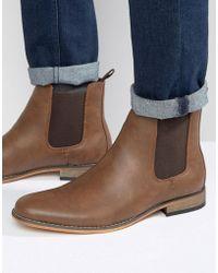 D-Struct - Chelsea Boots - Lyst