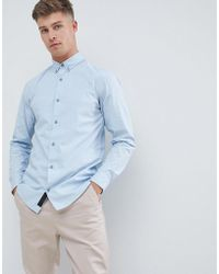 Produkt - Smart Shirt In Slim Fit Stretch - Lyst