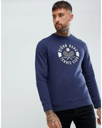 Björn Borg - Summer Sweat Shirt With Crew Neck - Lyst