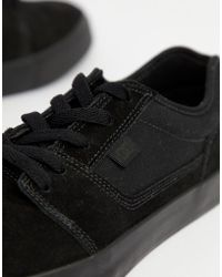 DC Shoes - Tonik Trainers In Black - Lyst