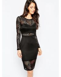 Binky - For Lipstick Boutique Bayswater Dress - Lyst