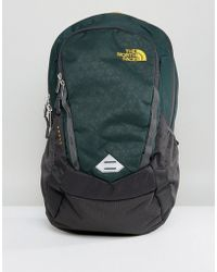 The North Face - Vault Backpack 28 Litres In Green - Lyst