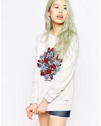 A Question Of - Roses Sweatshirt - Lyst