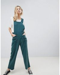 ASOS - Minimal Overall In Modal With Popper Detail - Lyst