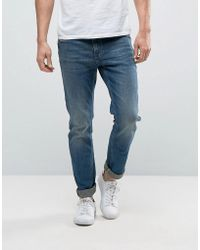 Casual Friday - Jeans In Slim Fit - Lyst