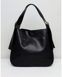 Lavand - Slouchy Shoulder Bag - Lyst