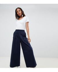 ASOS - Tall Basketball Pants With Pleat Detail - Lyst