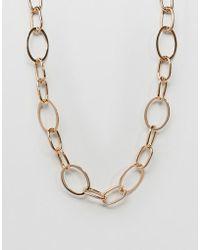 Mango | Chain Necklace | Lyst