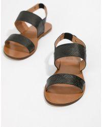 Love Moschino - Flat Sandals - Lyst