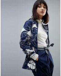 Patagonia - Bajadas Printed Hoody Jacket - Lyst