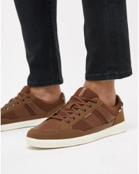 Jack & Jones - Trainers With Panel Details - Lyst