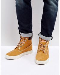 Timberland - Newmarket Cupsole 6 Inch Boots - Lyst