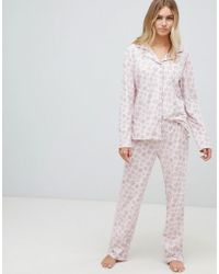 Boux Avenue - Snowflakes Pjs In A Bag - Lyst