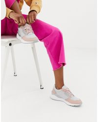 Blink - Runner Lace Up Sneakers - Lyst