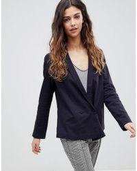 Oasis - Linen Suit Jacket - Lyst