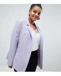 ASOS - Asos Design Curve The Tailored Blazer Mix & Match - Lyst