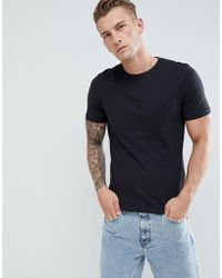 Only & Sons - Crew Neck T-shirt - Lyst
