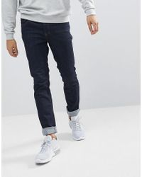 Wesc - Alessandro Slim Fit Jeans In Rinse Denim - Lyst