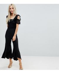 ASOS - Tailored Soft Fluted Pant - Lyst
