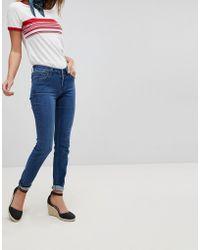 Lee Jeans - Mid Rise Ultra Skinny Jean - Lyst
