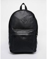 New Look   Backpack In Black   Lyst