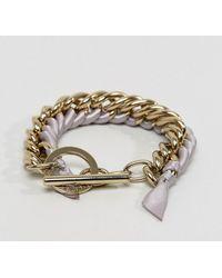 Dyrberg/Kern - Dyrberg/kern Link Bracelet - Lyst
