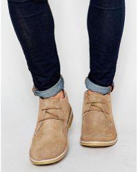Lambretta - Desert Boots - Lyst