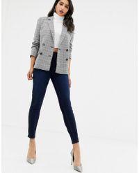 Spanx - Ankle Grazer Jean-ish leggings - Lyst