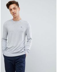 Tommy Hilfiger Cotton Brody Sweater With Icon Arm Stripe