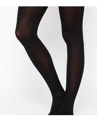ASOS - 'new Improved Fit' 80 Denier Tights - Lyst