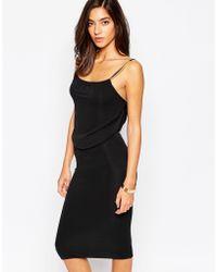 Little Black Dress - Jessica Midi Dress - Lyst