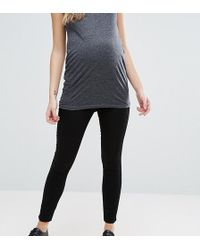 New Look - Under The Bump Skinny Jegging - Lyst