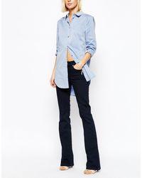 Gestuz - Tonya Clean Flared Jeans - Lyst
