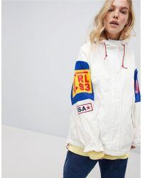 Polo Ralph Lauren - Bring It Back Colour Block Jacket - Lyst