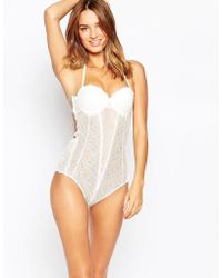 Fashion Forms - Lace Backless Strapless Bridal Body - Lyst