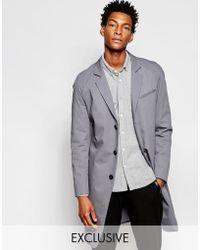 Noak - Lightweight Overcoat - Lyst