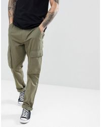 French Connection - Cargo Trousers - Lyst