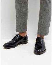 Ted Baker - Silice Leather Derby Shoes - Lyst