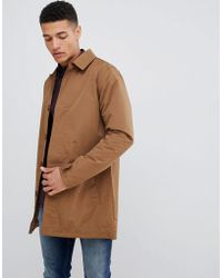 French Connection - Lined Mac Coat - Lyst